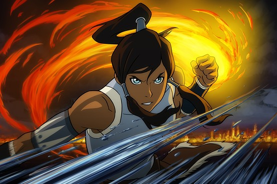 Аватар: Легенда о Корре 4 сезон / Avatar: The Legend of Korra 4